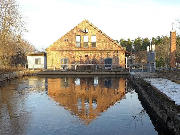 Bakslag för kraftverk i Harmångersån