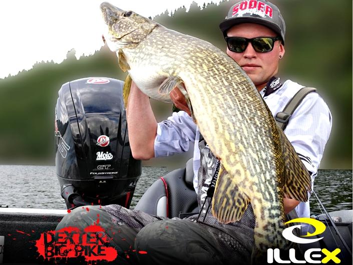 Fredrick Evensen vinner Dexter Big Pike