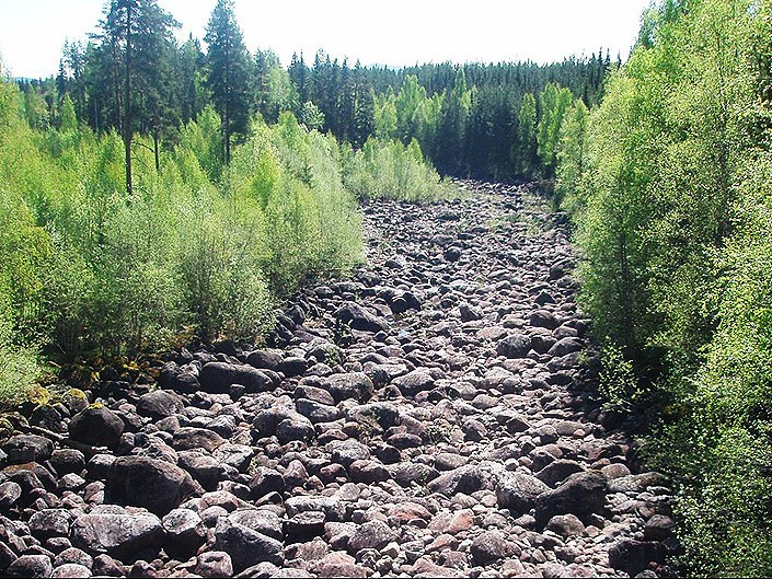 Besvikelse över regeringsbesked om vattenkraften