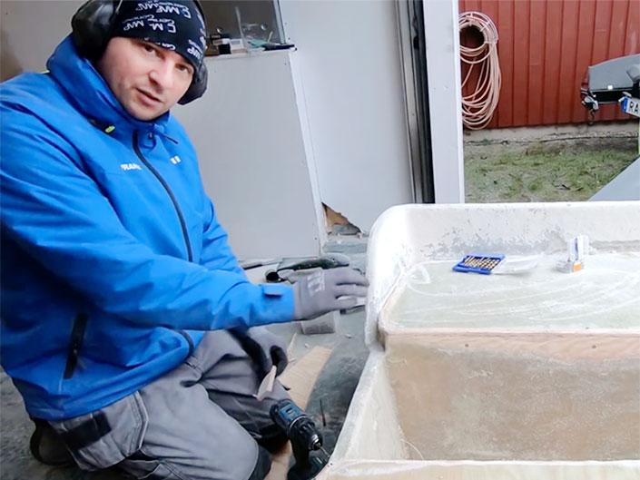Bygg en egen fiskebåt – följ Fränstams händiga projekt!