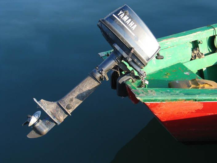 Uppmaning till båtägare: Byt ut era gamla motorer